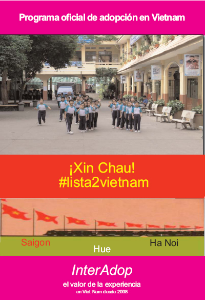 Folleto Vietnam